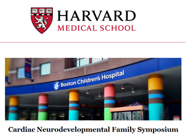Cardiac Neurodevelopmental Family Symposium