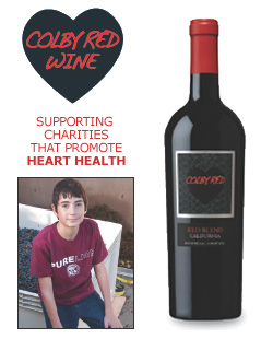 Colby Red Wine