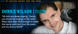 Donnie Wilson Website